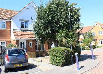 Thumbnail 3 bed semi-detached house for sale in Samoa Way, Eastbourne