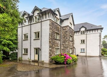 Thumbnail 2 bed flat to rent in Berners Close, Grange-Over-Sands