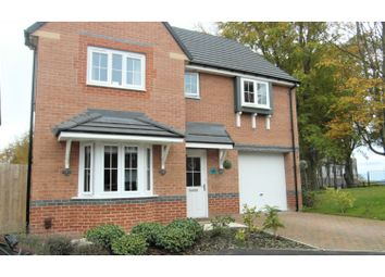 Thumbnail 4 bed detached house for sale in Lepidina Close, Lemington Rise