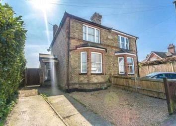 Thumbnail 4 bed semi-detached house for sale in Church Green, Walton Street, Walton On The Hill, Tadworth