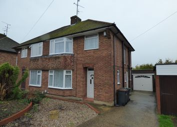 Thumbnail 3 bed semi-detached house to rent in Austin, Luton