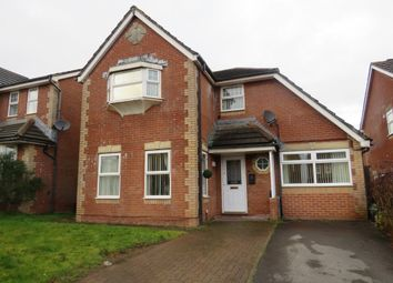 Thumbnail 4 bedroom semi-detached house for sale in Clos Nant Glaswg, Pontprennau, Cardiff