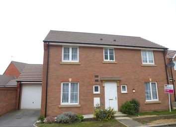 Thumbnail 4 bed detached house for sale in Brand Road, Rugby