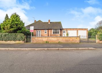 Thumbnail 2 bed detached bungalow for sale in Maple Drive, Nuthall, Nottingham
