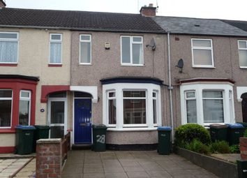 Thumbnail 2 bedroom terraced house to rent in Stevenson Road, Coundon