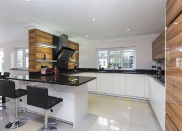 Thumbnail 4 bed detached house to rent in Westfield Road, Woking