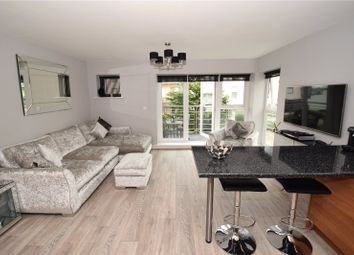 Thumbnail 2 bed flat for sale in Alderman House, Carmichael Avenue, Greenhithe, Kent