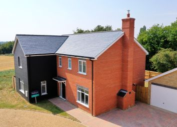 Thumbnail 5 bed detached house for sale in Field View, Wethersfield