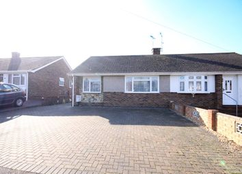 Thumbnail 2 bed bungalow to rent in Kenilworth Court, Sittingbourne