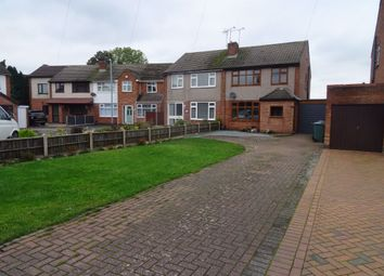 Thumbnail 3 bed semi-detached house to rent in Stafford Close, Bulkington, Bedworth