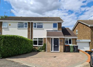 Thumbnail 4 bed semi-detached house for sale in Himley Green, Leighton Buzzard
