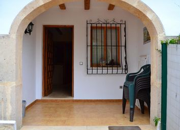 Thumbnail 3 bed bungalow for sale in Xàbia, Alacant, Spain
