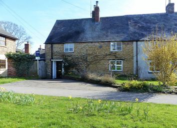 Thumbnail 2 bed cottage for sale in The Green, Braunston