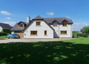 Thumbnail 5 bed detached house for sale in The Knells, Houghton, Carlisle