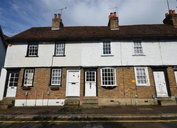 Thumbnail 1 bedroom terraced house to rent in Church Street, Hertford