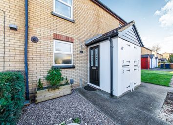 Thumbnail 2 bed terraced house for sale in Ethelred Close, Welwyn Garden City