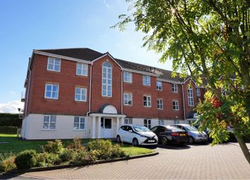 Thumbnail 2 bed flat for sale in 40 Wyndley Close, Sutton Coldfield