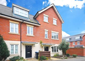 Thumbnail 4 bed end terrace house for sale in Willesden, London