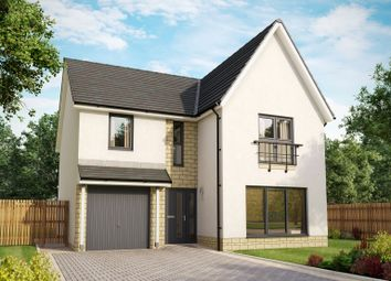 Thumbnail 4 bedroom detached house for sale in Dovecot Farm, Haddington, East Lothian