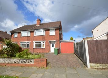 Thumbnail 4 bed semi-detached house for sale in Mark Rake, Bromborough, Merseyside