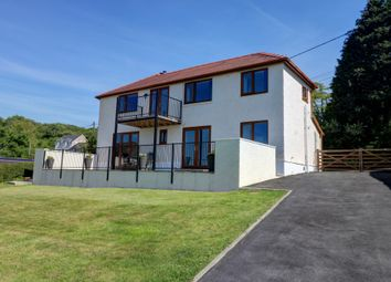 Thumbnail 3 bed detached house for sale in Crwbin, Kidwelly