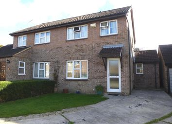 Thumbnail 3 bed semi-detached house for sale in Holland Close, Pewsham, Chippenham