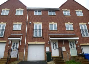 Thumbnail 3 bed town house to rent in Foxen Croft, Lundwood, Barnsley