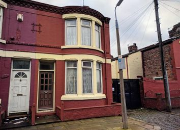 Thumbnail 3 bed end terrace house for sale in Wellbrow Road, Walton, Liverpool