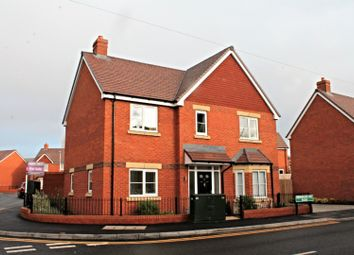 Thumbnail 4 bed detached house for sale in Merrimans Hill Road, Gregorys Bank, Worcester