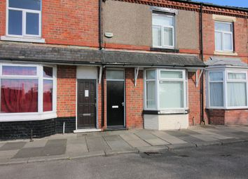Thumbnail 2 bed terraced house for sale in Victoria Street, South Bank, Middlesbrough