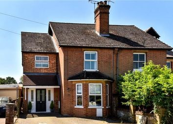 Thumbnail 4 bed semi-detached house for sale in Cambridge Road, Crowthorne, Berkshire