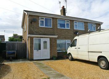 Thumbnail 3 bed semi-detached house for sale in Helmsdale Gardens, Werrington Village, Peterborough