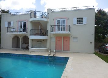 Thumbnail 1 bed apartment for sale in Springcourt No 9, Rockley New Road, Christ Church, Barbados