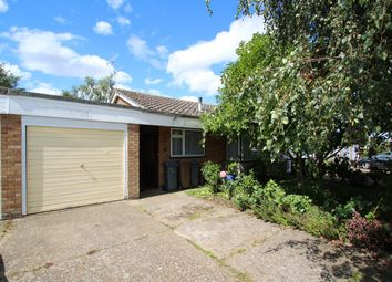 Thumbnail 3 bed terraced bungalow for sale in Elm Road, Wickham Market, Woodbridge