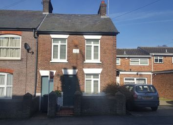 Thumbnail 2 bedroom end terrace house for sale in Summer Street, Slip End, Luton