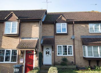 Thumbnail 2 bed terraced house to rent in Halleys Ridge, Hertford