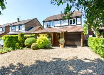 Thumbnail 4 bed detached house for sale in Chalcraft Close, Liphook, Hampshire