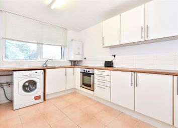 Thumbnail 4 bed maisonette to rent in Clarence Crescent, Clapham