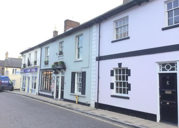 Thumbnail 3 bed terraced house to rent in West Street, Wimborne, Dorset