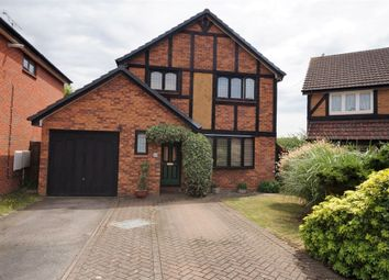 Thumbnail 4 bed detached house for sale in Ratby Close, Lower Earley, Reading, Berkshire