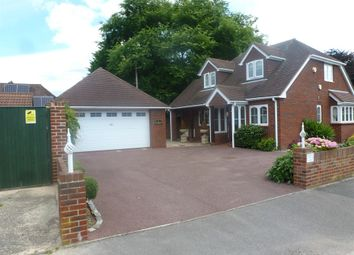 Thumbnail 3 bed detached house for sale in Sherwood Gardens, Sarisbury Green, Southampton