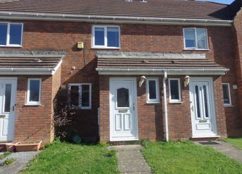 Thumbnail 2 bed terraced house to rent in Springfields, Llanelli