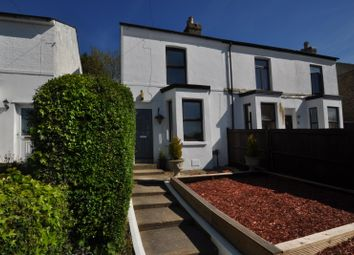 Thumbnail 2 bed end terrace house to rent in Hardwicke Road, Dover