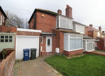 Thumbnail 3 bed terraced house for sale in Weidner Road, Benwell, Newcastle Upon Tyne