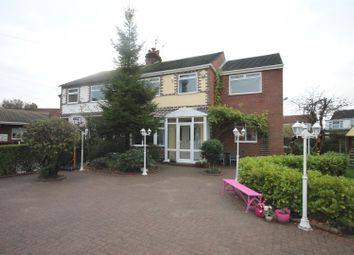 4 bed semi-detached house for sale in Norreys Avenue, Urmston, Manchester M41