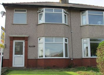 Thumbnail 3 bed property for sale in Heysham Mossgate Road, Morecambe
