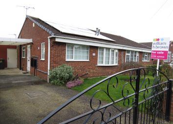 2 bed semi-detached bungalow for sale in Greenfield Gardens, Flanderwell, Rotherham S66