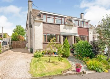 Thumbnail 3 bedroom semi-detached house for sale in Hillend Crescent, Clarkston, Glasgow