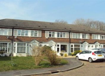 Thumbnail 3 bedroom terraced house to rent in Chestnut Manor Close, Staines-Upon-Thames