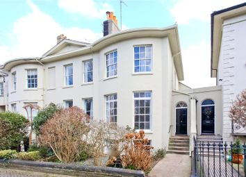 4 bed terraced house for sale in Hanover Crescent, Brighton, East Sussex BN2